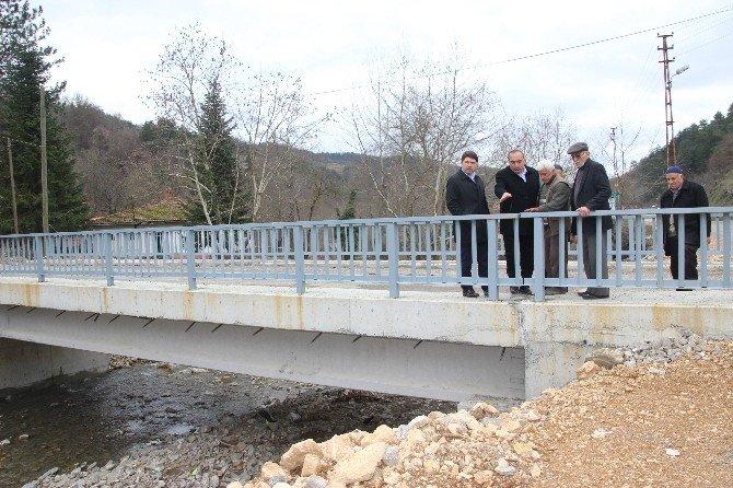 Bartın'da 4 Köprüde Çalışmalar Tamamlandı