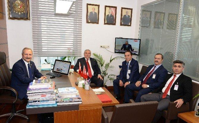 ATSO'dan Ankara Çıkarması