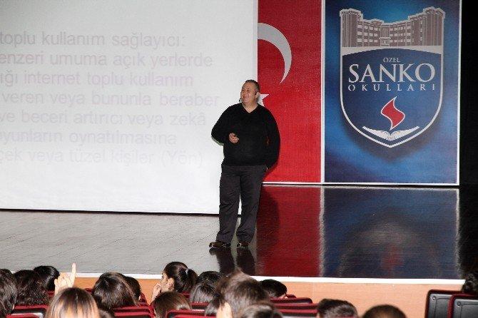 Özel Sanko Okulları Söyleşi Günleri