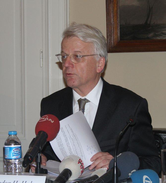 AB Delegasyonu Başkanı: Özgür ve çoğulcu medya AB için çok önemli