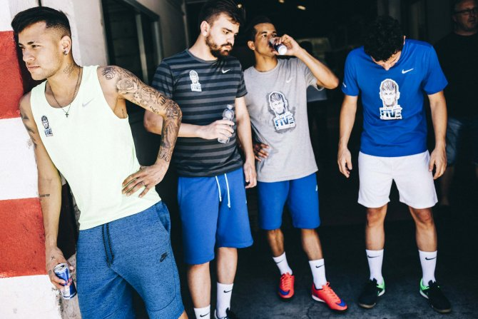 'Neymar Jr's Five' ile sokak futbolu heyecanı Türkiye'de