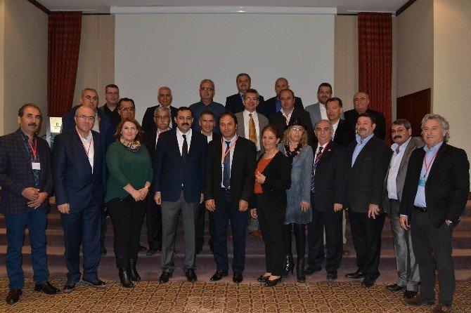 AK Parti İl Başkanı Sümer, ATSO Dostlar Grubu'nun Konuğu Oldu