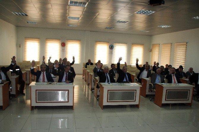 İl Genel Meclisinde Gerginlik