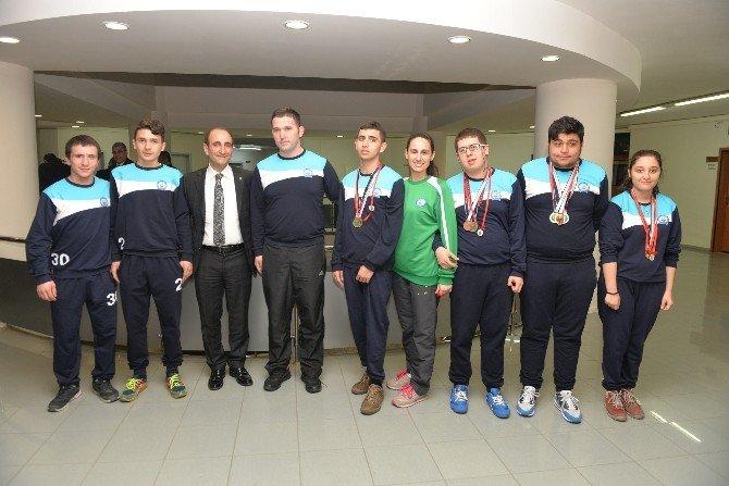 Yıldırım Belediyesporlu Sporcular Başarıya Doymuyor