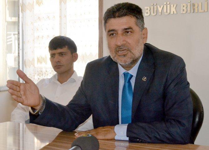 'Milletin malına el koyarak Türkiye'yi yönetmek mümkün değil'