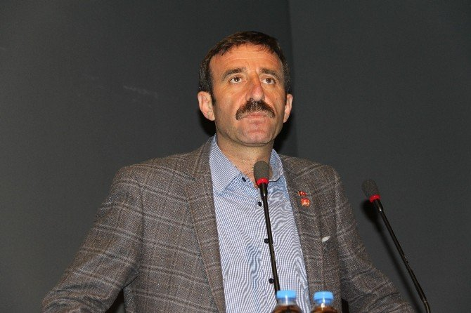 Didim CHP'liler İlçe Danışma Kurulunda Bir Araya Geldi