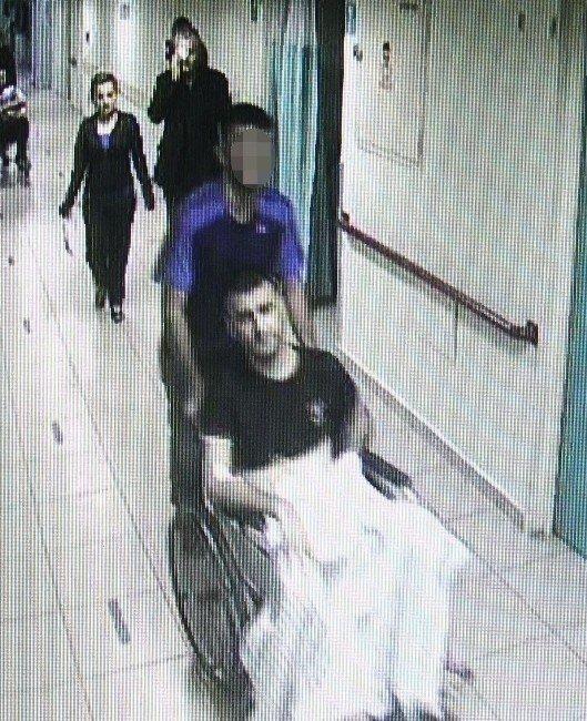 Cezaevi Bekleme Salonunda Cinayet