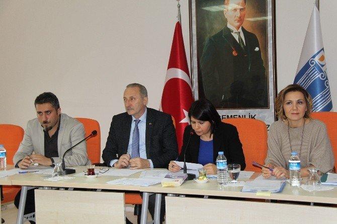 Didim Belediye Meclisi Mart Ayı Toplantısı Yapıldı