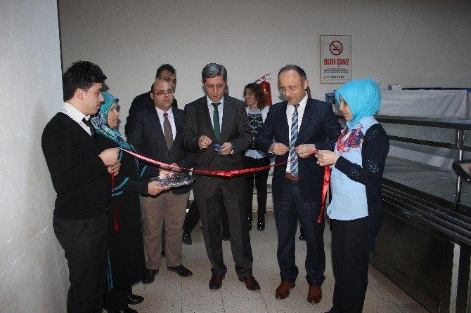 Çaycuma Devlet Hastanesi'ne Diyabet Okulu Törenle Açıldı