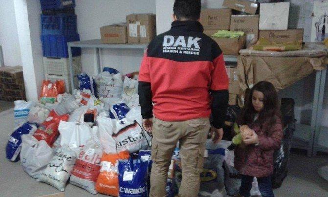 Dak'dan İhtiyaç Sahibi Çocuklar İçin Kampanya