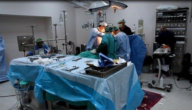 Kvc Ameliyathanesindeki İlk Operasyon Başarılı Geçti