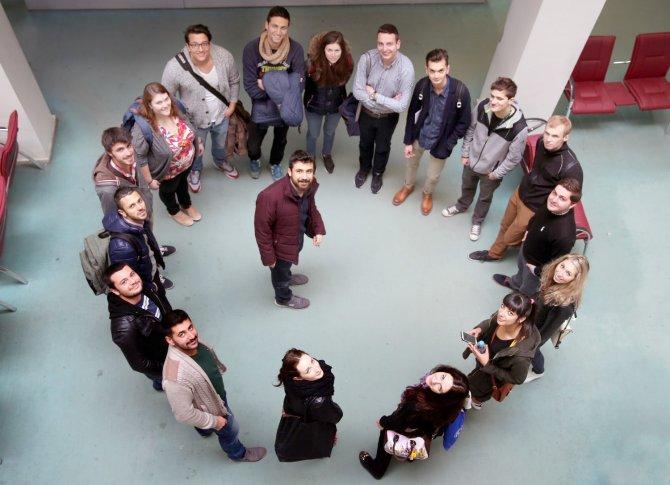 Yabancı öğrenciler için 'oryantosyan günleri' düzenlendi