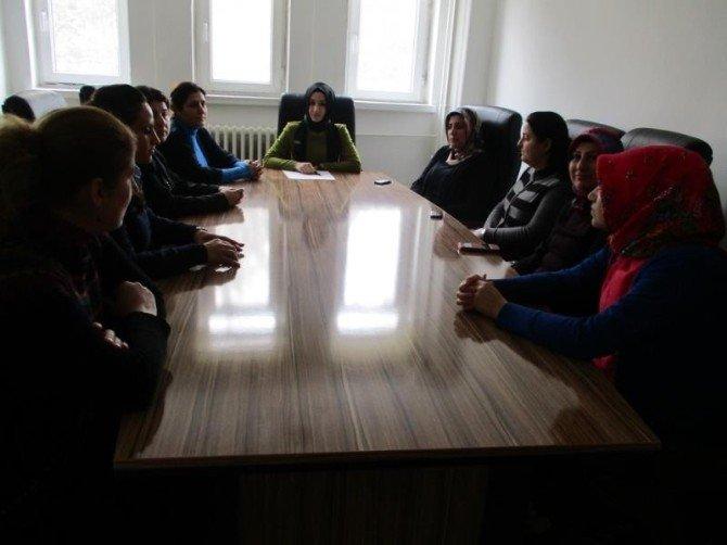 Eş Bulanık Belediyesi'nde Kadın Kurulu Oluşturuldu