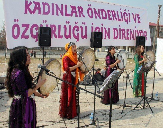 Iğdır'da 8 Mart Dünya Kadınlar Günü Etkinliği