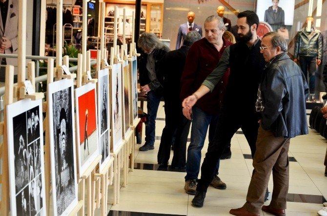 Edremit'teki Kişisel Fotoğraf Sergisi Beğeni Topladı