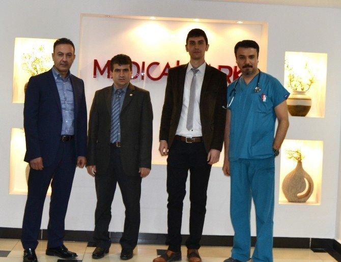 Medical Park'tan Uşaklı Engellilere Sağlık Desteği