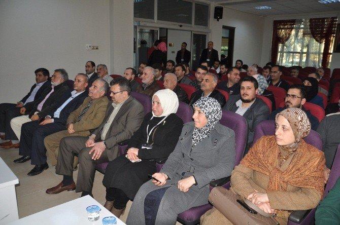 Suriyeli Doktor Ve Eczacılar Temsilcilerini Seçti