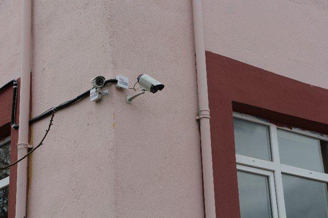 Okullara Kameralı Güvenlik