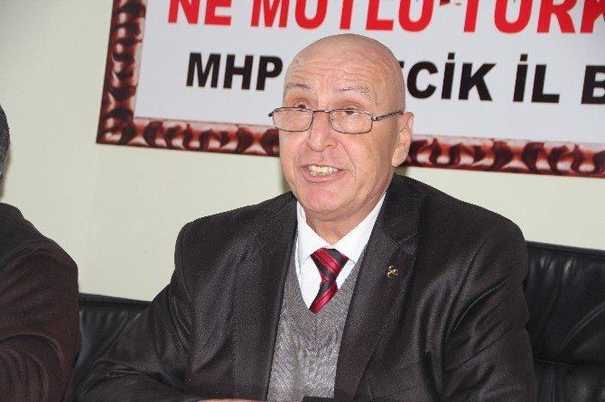 MHP Bilecik İl Ve Merkez İlçe Yöneticileri Atandı