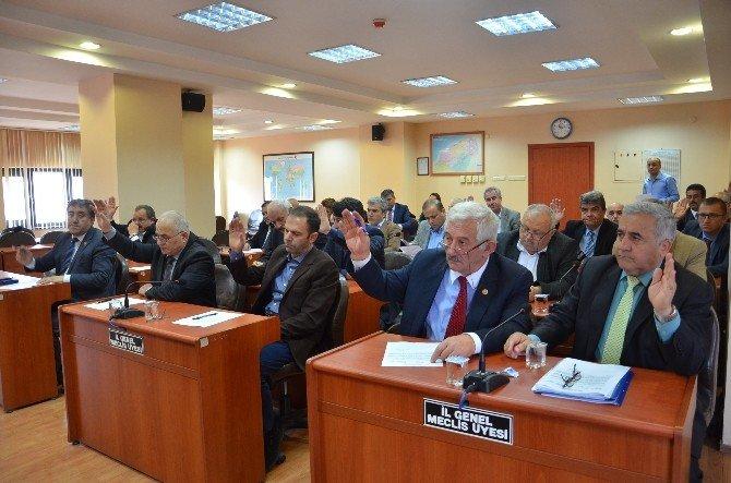 İl Genel Meclisi Mart Ayı Dördüncü Birleşim Toplantısı Yapıldı