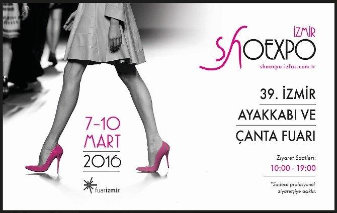 Shoexpo, 7 Mart'ta Başlıyor