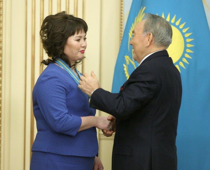 Nazarbayev: Kadınlar benim en büyük destekçilerim