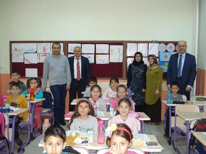 Kdz. Ereğli SGK İlkokul Öğrencilerine Kurumu Tanıttı