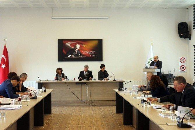 Kırklareli 2015 Yılı Faaliyet Raporu, İl Genel Meclisince Kabul Edildi