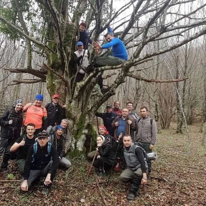 Lapseki Doğa Sporları Yürüyüş Grubu Köy Köy Geziyor