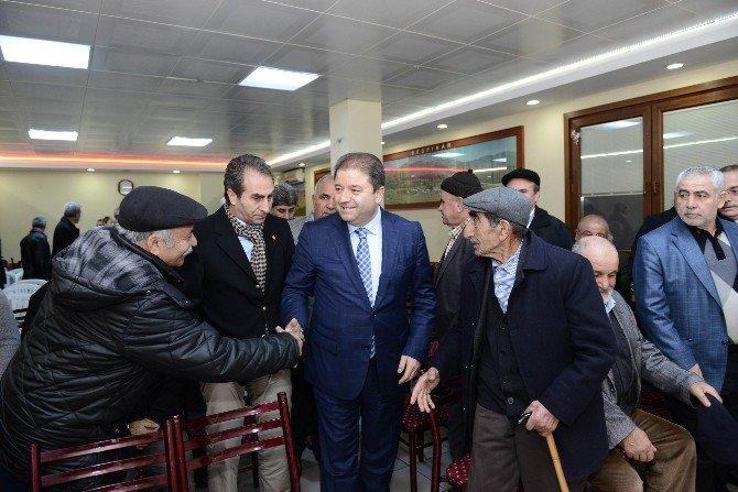 """Başkan Ali Kılıç: """"Kentsel Dönüşümde Vatandaşın İstediği Olacak"""""""