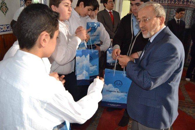 İmam Hatip Liseleri Arasında Hutbe Yarışması Yapıldı