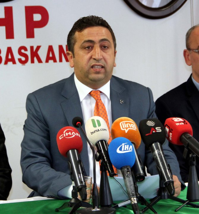 MHP Bursa il başkanı Yüksek Yılmaz: UEDAŞ'tan 400 işçi çıkarıldı