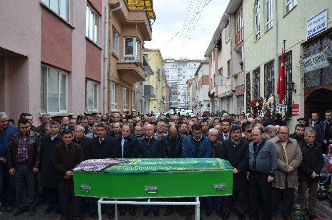 MHP'li Eski İl Başkanı Sezer'in Acı Günü