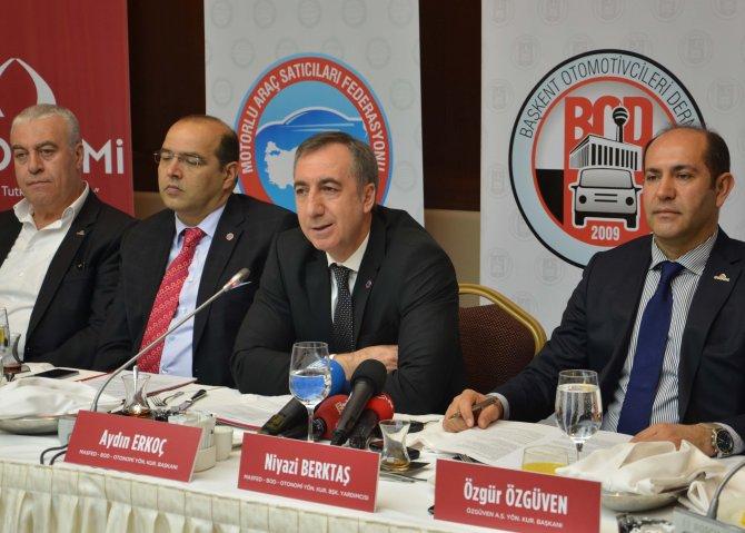 Erkoç: Otonomi özel teşebbüs malı değil, derneğin malıdır