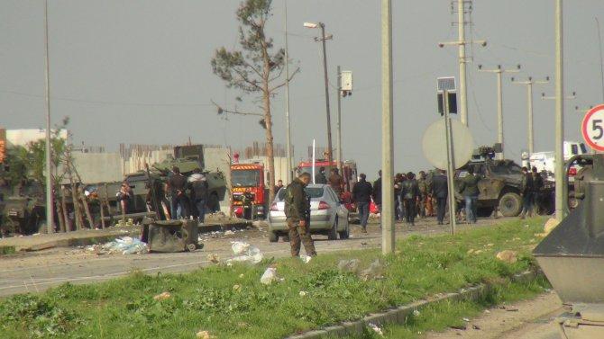 Nusaybin'deki saldırıda 2 polis şehit oldu, 35 kişi yaralandı