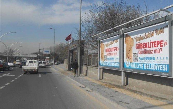 Göbeklitepe Tanıtımı Haliliye Belediyesi İle Her Yerde