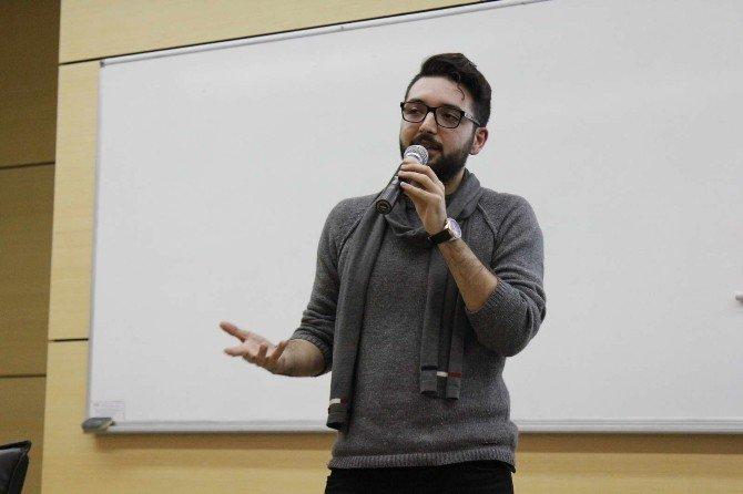 SAÜ'de Girişim Hikayeleri Anlatıldı