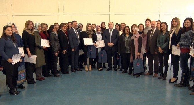 Şehitkamil Belediyesi Ve Açev İşbirliğiyle Eğitime Destek