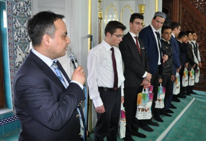 Simav'da Hutbe Okuma Yarışması