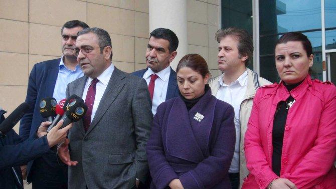 CHP heyeti Cizre'de çatışma bölgesini ziyaret etti
