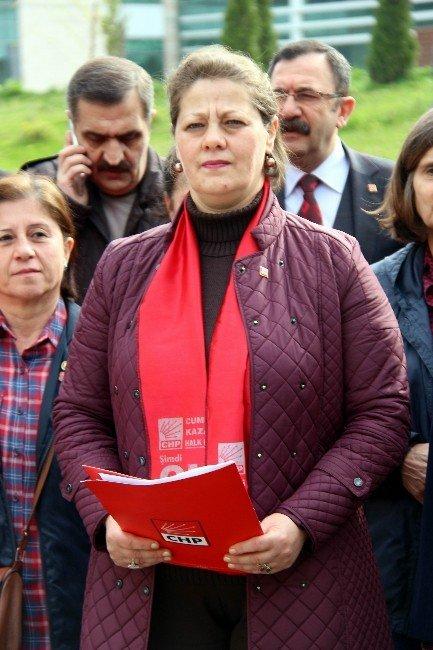 CHP'den Emine Erdoğan'a Suç Duyurusu