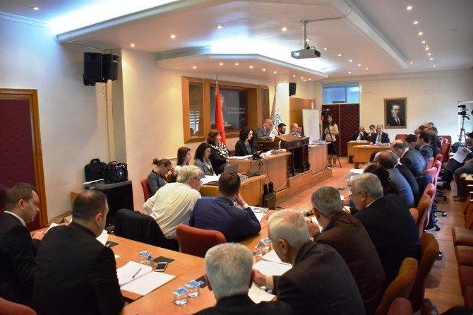 Süleymanpaşa Belediye Meclisi, 2016 Mart Ayı Toplantısını Gerçekleştirdi
