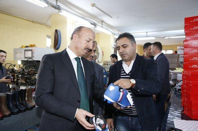 Başkan Altunay'dan Hayırseverlere Teşekkür Ziyareti