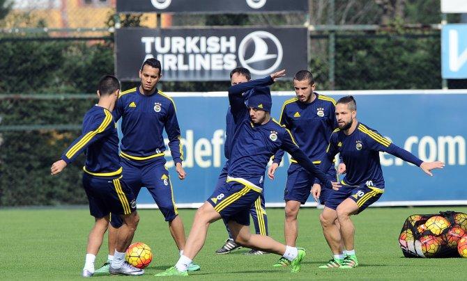 Fenerbahçe, Akhisar Belediyespor maçı hazırlıklarına başladı