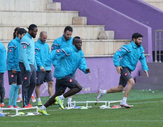 Osmanlıspor'da yüzler gülüyor