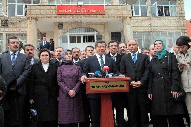 Başbakan Davutoğlu'ndan Provokasyon Uyarısı