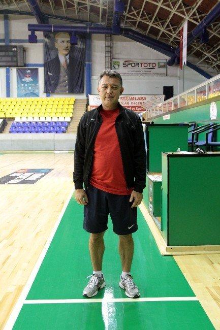 Büyükşehir Basket Zorlu Maça Çıkıyor