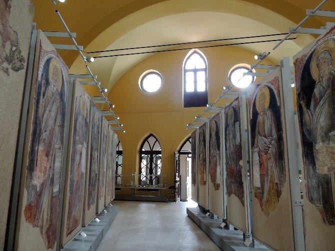 Adadaki Ecdat Yadigarı TEK Cami Bizans Müzesi Oldu