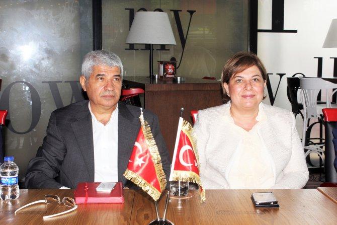 Türkmen: Törer örgütü üyelerini serbest bırakan yargı, gazetecileri tutukluyor