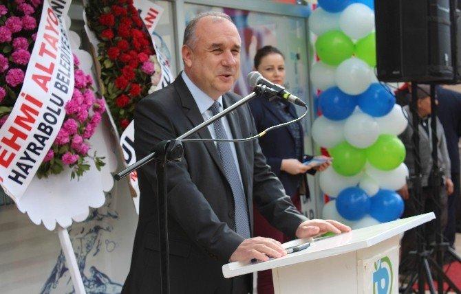 Teski Süleymanpaşa Hizmet Binası Açıldı